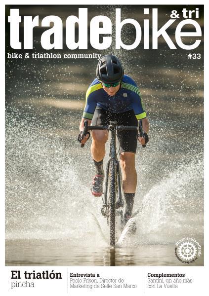 "TradeBike&Tri 33, ""El triatlón pincha"", ya disponible"