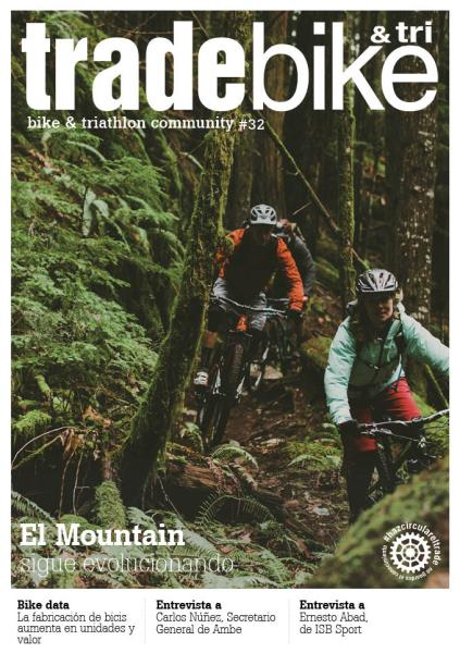 "TradeBike&Tri 32, ""El Mountain sigue evolucionando"", ya disponible"
