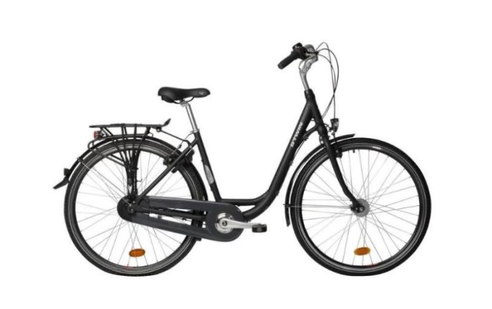 Bicicletta Fixed Decathlon